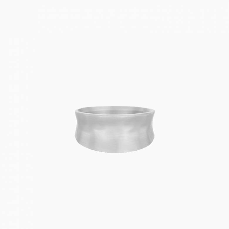 Saga Ring In Silver S55 By Pernille Corydon