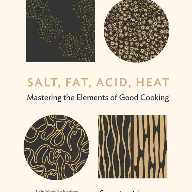 Salt Fat Acid Heat - Hardback Book