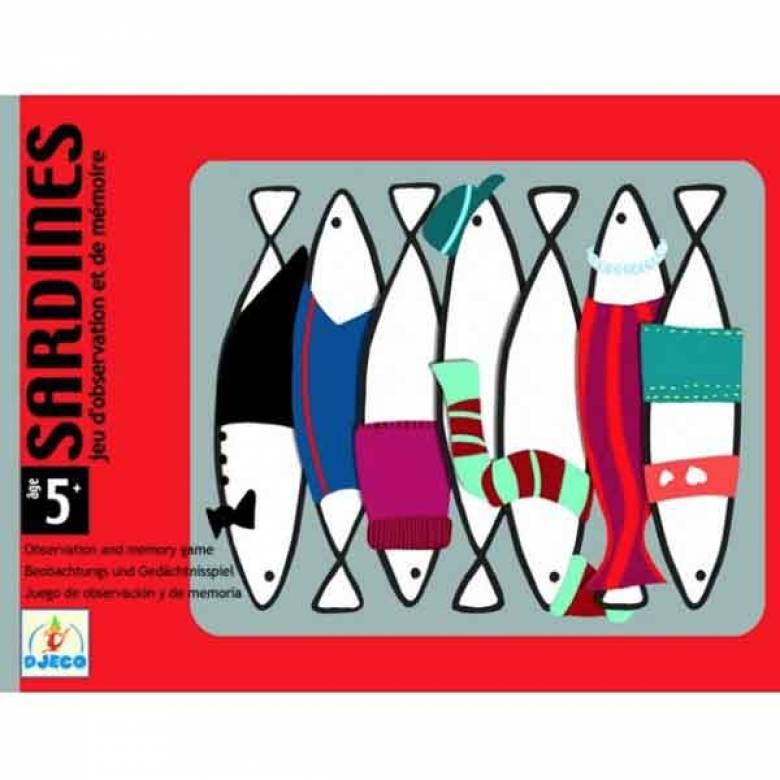 Sardines Game By Djeco