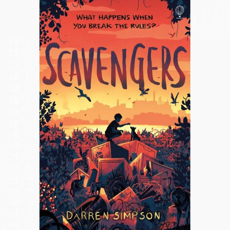 Scavengers - Paperback Book