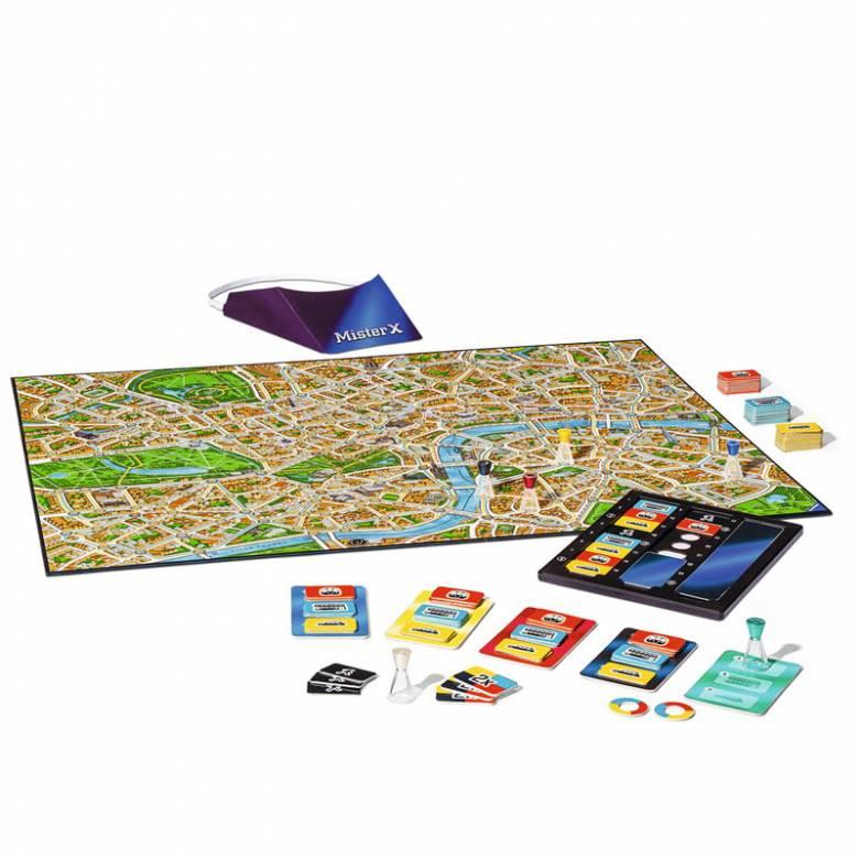 Scotland Yard Game 8+