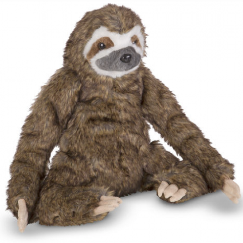 Sloth Soft Toy By Melissa + Doug
