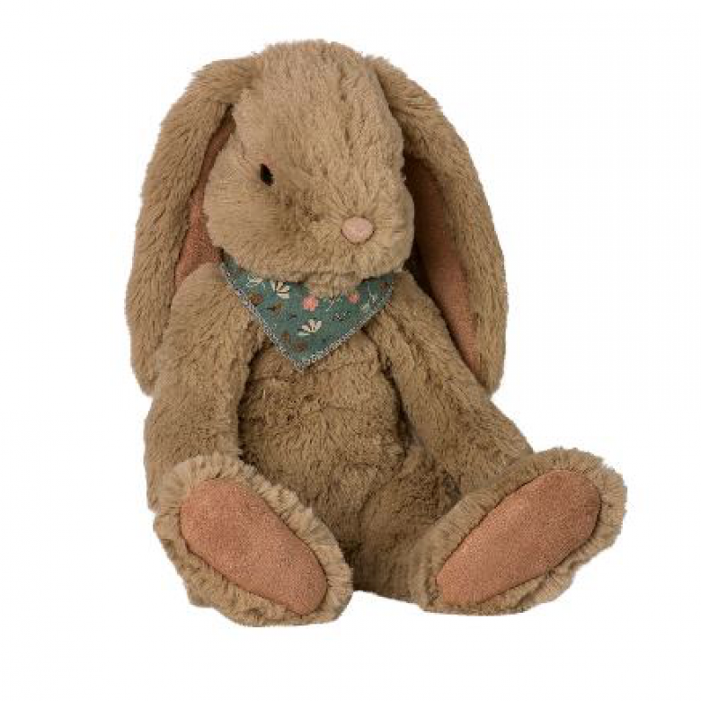 Fluffy Bunny Rabbit Large 30cm Soft Toy By Maileg