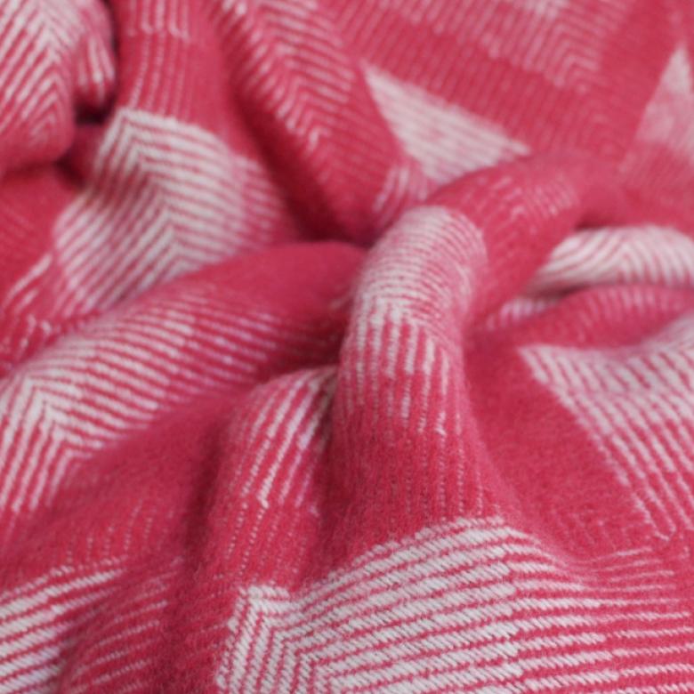Prism Wool Knee Blanket Watermelon 70x183cm