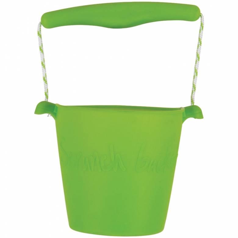 Scrunch Bucket In Green 1+