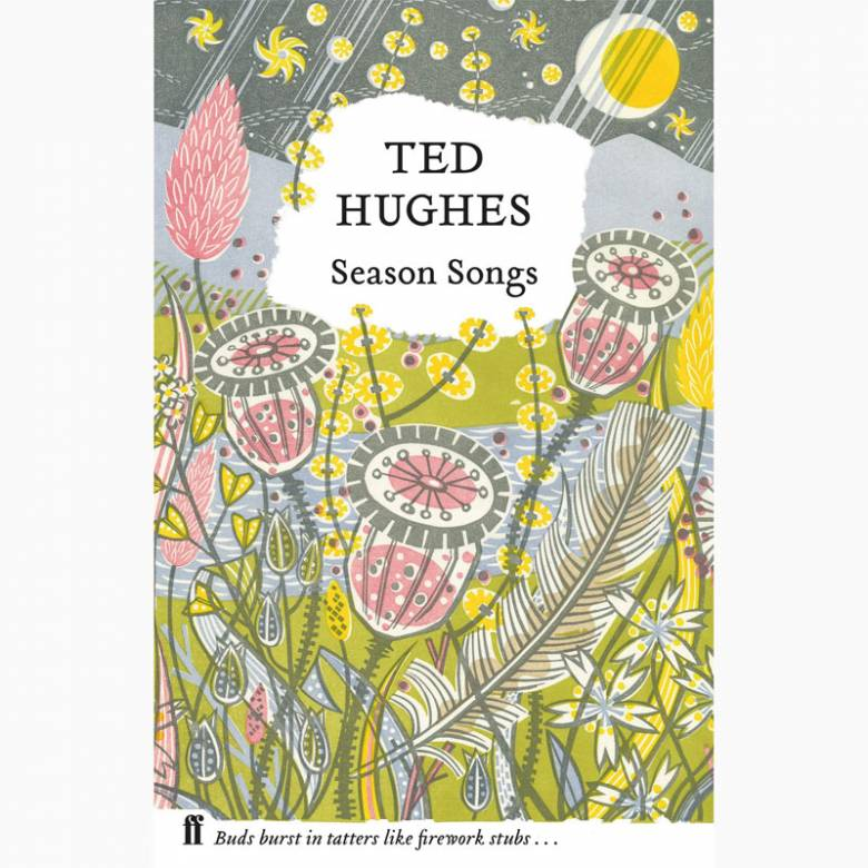 Season Songs By Ted Hughes - Hardback Book