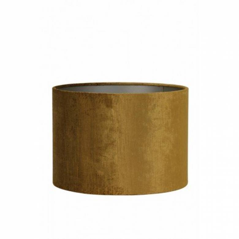 Lampshade In Gemstone Gold 35cm