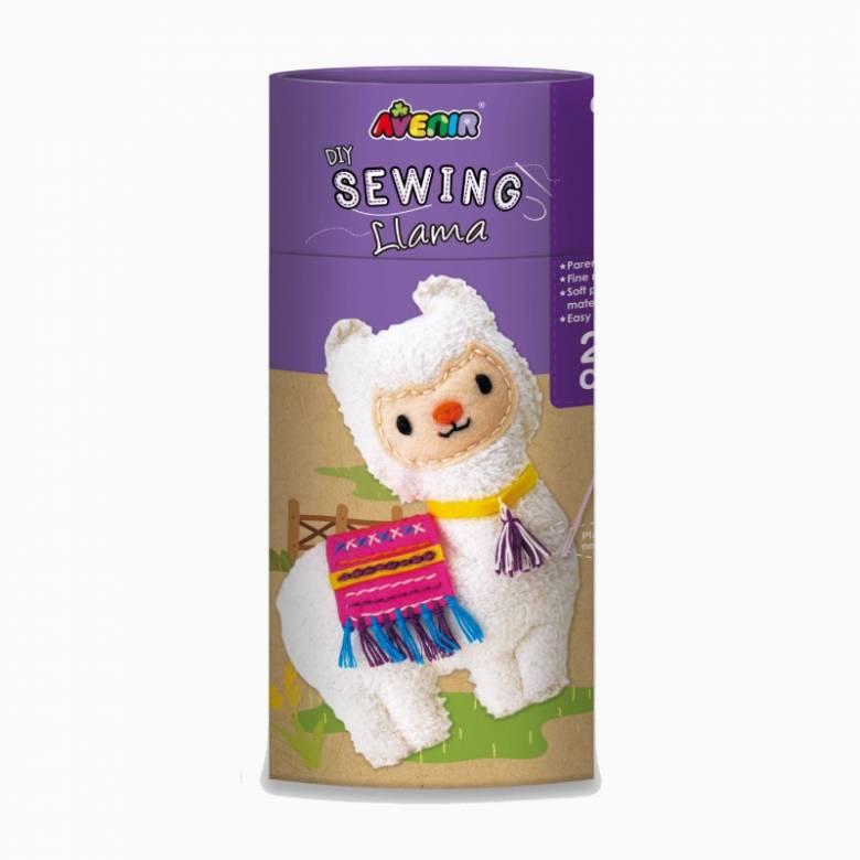 Sewing Doll Craft Kit - Llama 6+