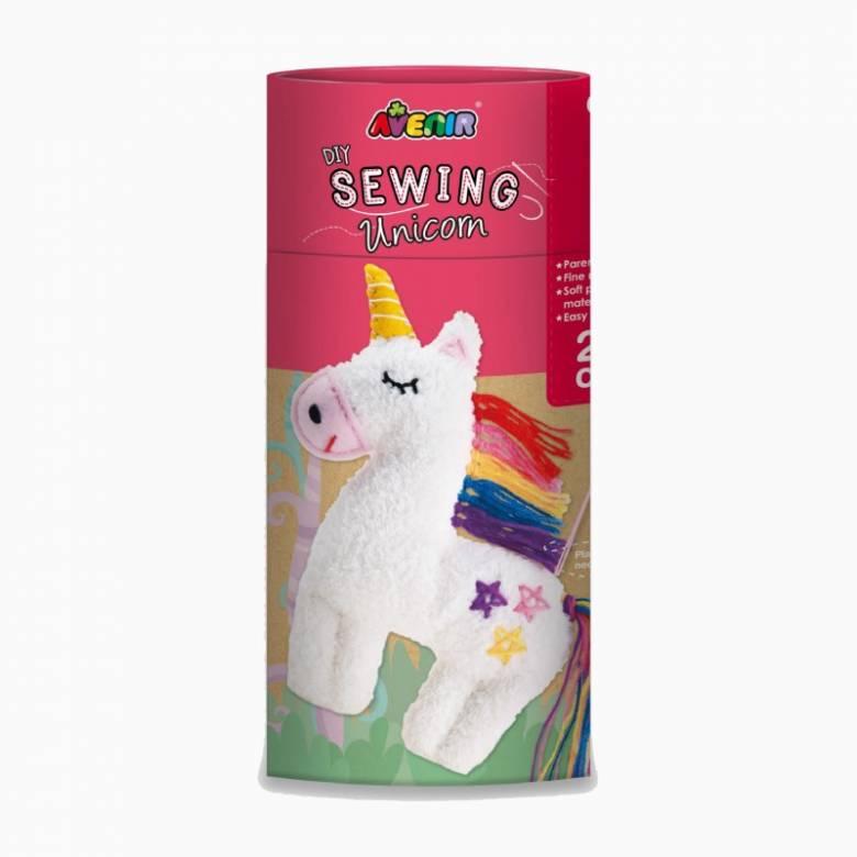 Sewing Doll Craft Kit - Unicorn 6+