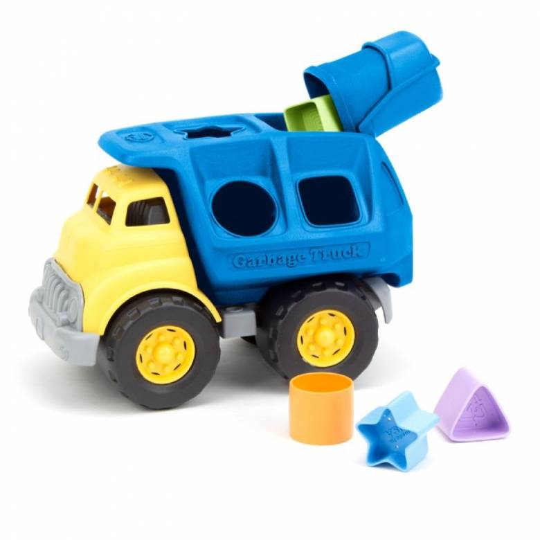Shape Sorter Truck By Green Toys 1+