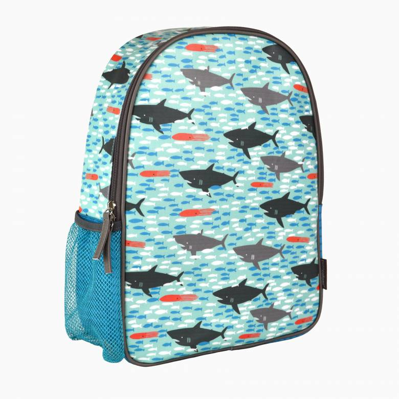 Sharks - Children's Backpack by Petit Collage