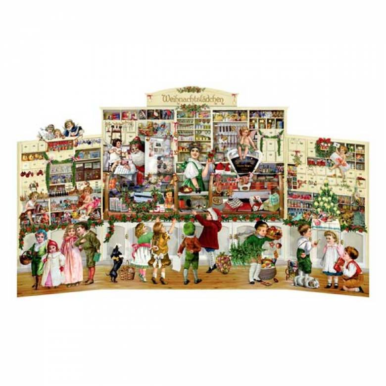 The Tiny Christmas Shop Advent Calendar