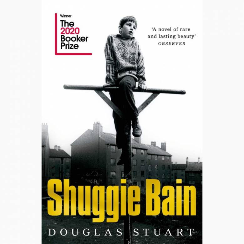 Shuggie Bain By Douglas Stuart - Paperback Book