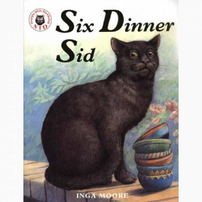 Six Dinner Sid - Paperback Book