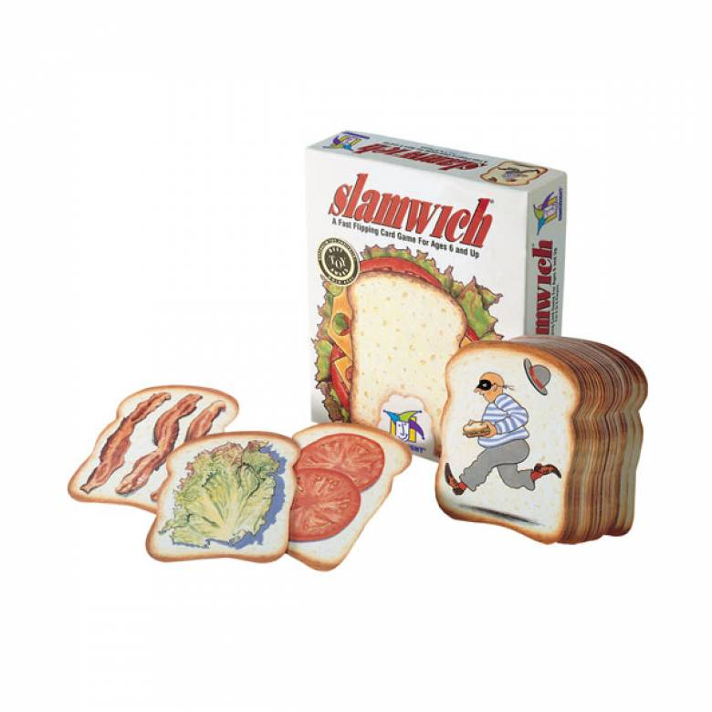 Slamwich Card Game 6+