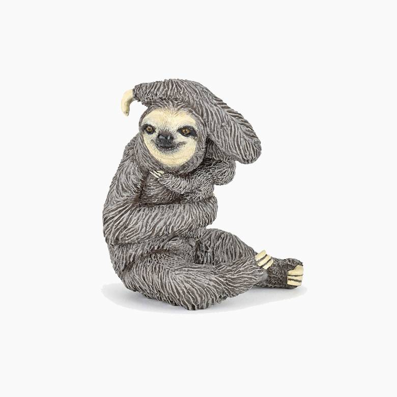 Sloth - Papo Wild Animal Figure