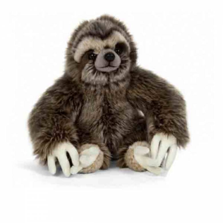 Sloth Soft Toy 30cm Living Nature 0+
