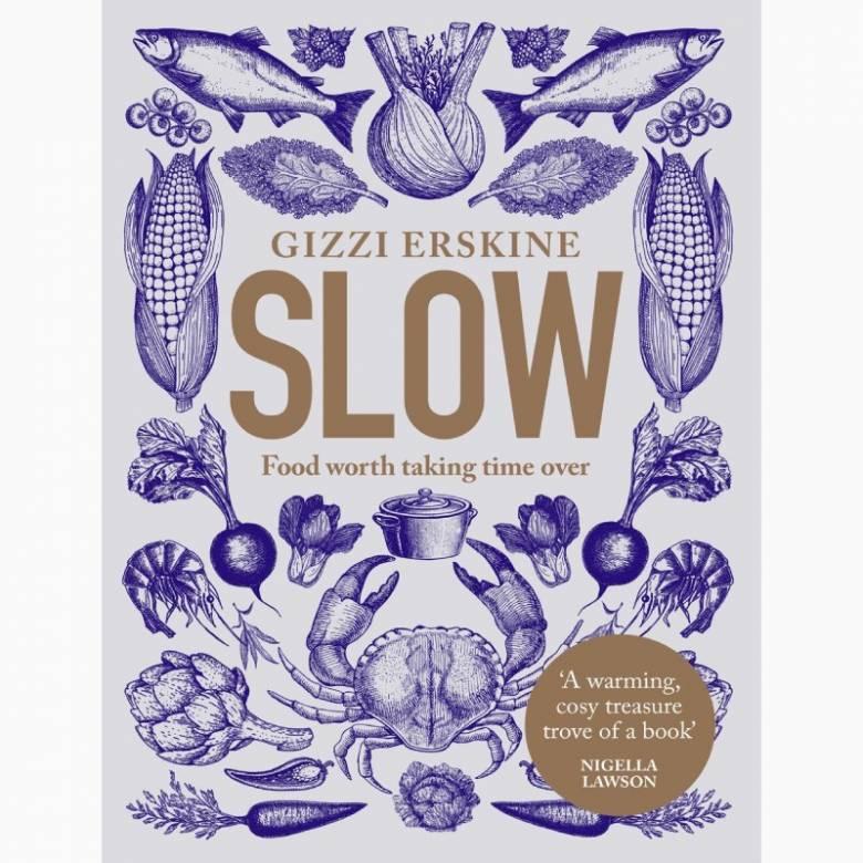 Slow By Gizzi Erskine - Hardback Book