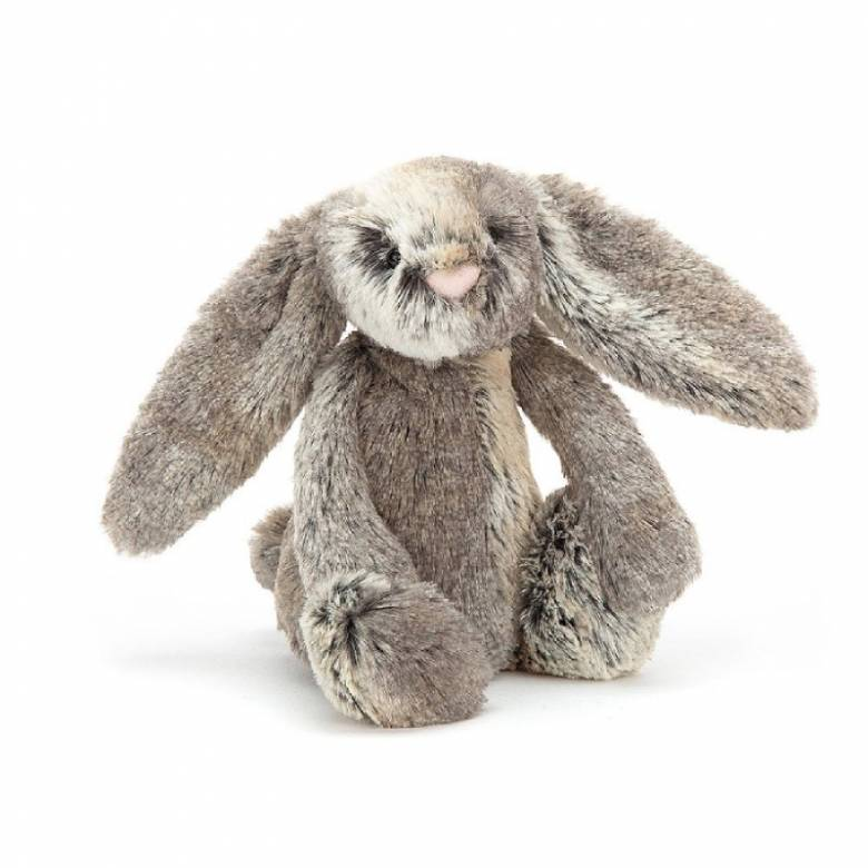 Small Bashful Bunny In Cottontail Soft Toy By Jellycat