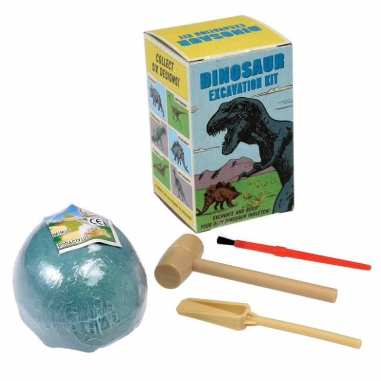 Small Dinosaur Excavation Kit