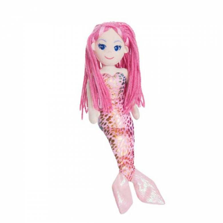 Maryn Mermaid Sea Sprite Soft Toy 26cm