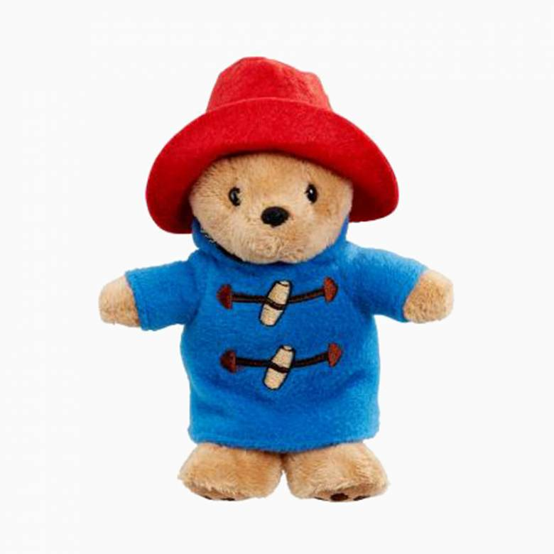 Small Paddington Bear Bean Soft toy 0+