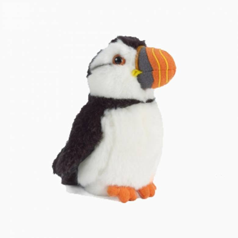 Small Puffin Soft Toy 0+