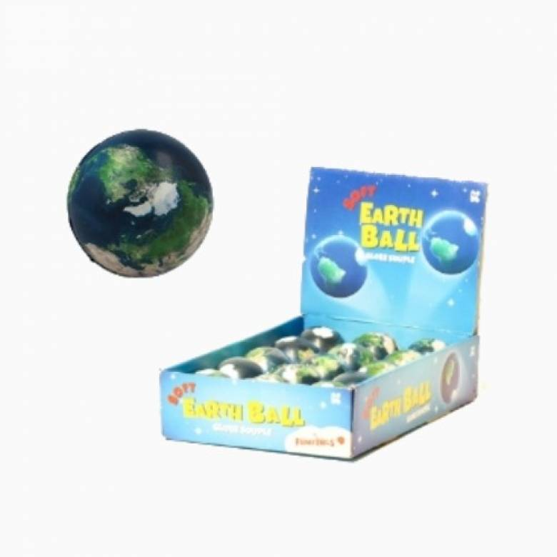 Small Sponge Globe Ball 3+