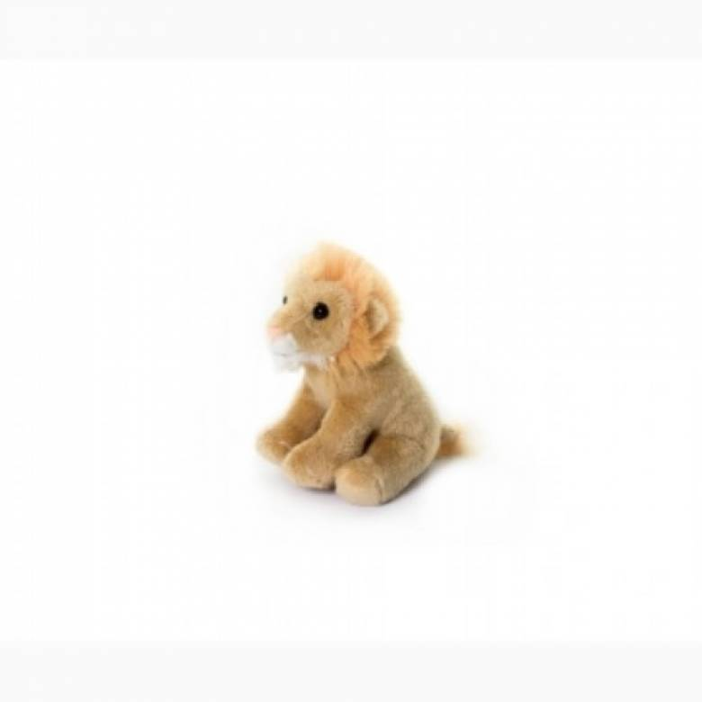 Smols Lion Soft Toy - Made From Recycled Plastic 0+