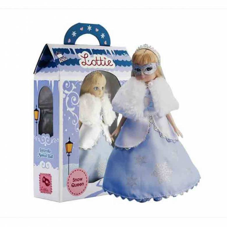 Snow Queen Lottie Doll 3yr+