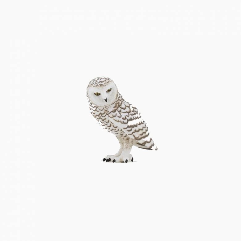 Snowy Owl - Papo Farm Animal Figure
