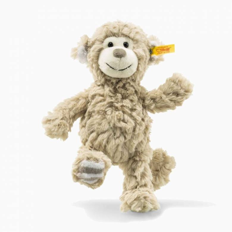 Soft Cuddly Friends Bingo Monkey By Steiff 20cm