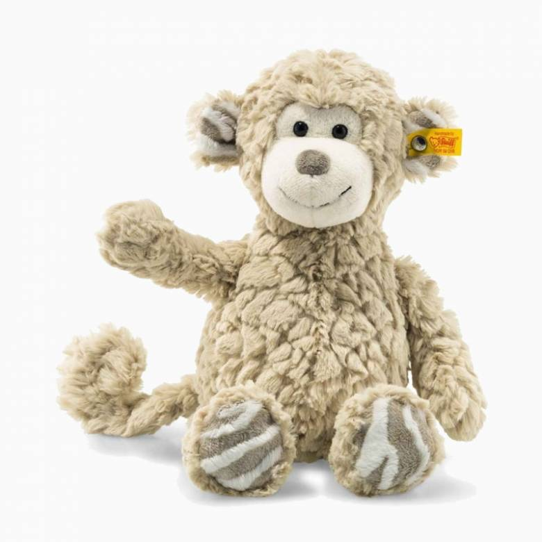 Bingo Monkey Soft Cuddly Friends By Steiff 30cm