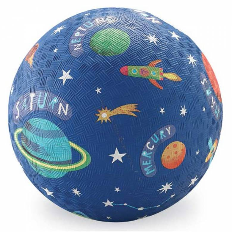 Space Solar System - Large Picture Ball 18cm