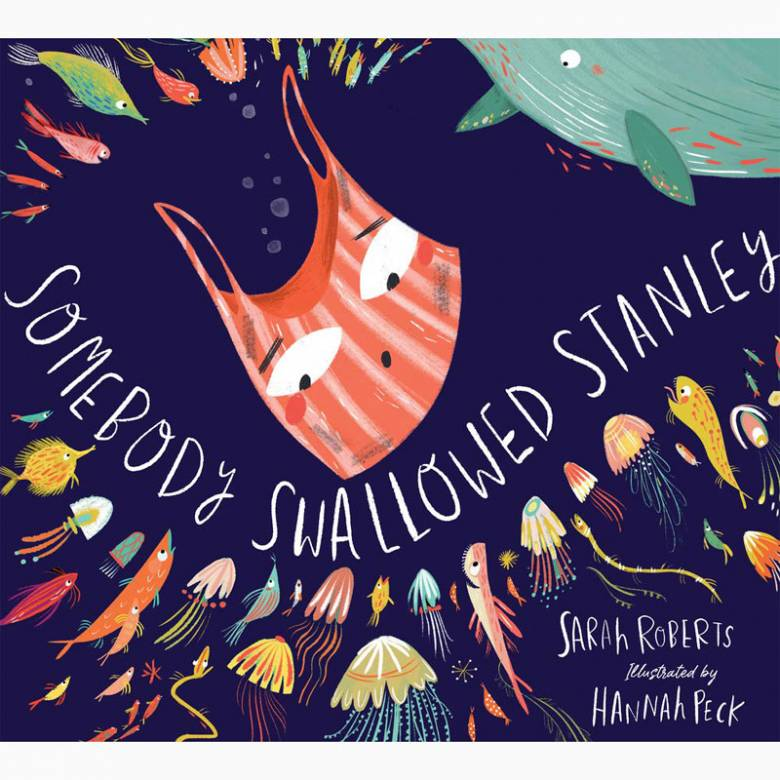 Somebody Swallowed Stanley - Paperback Book