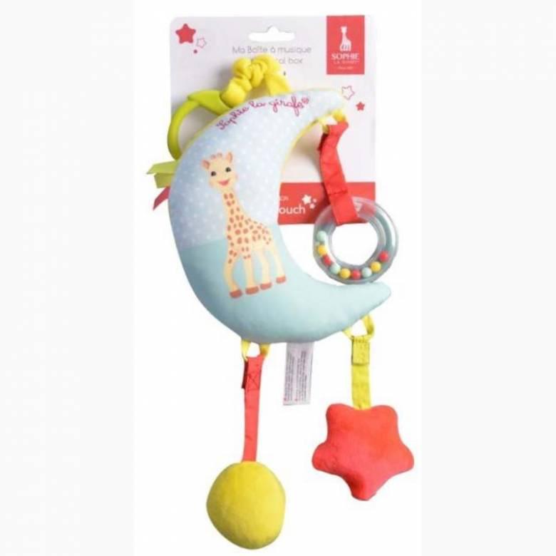 Sophie the Giraffe Sense & Soft Musical Moon Toy