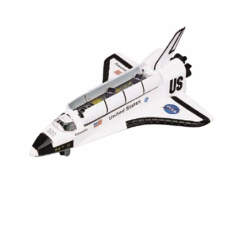 Large Space Shuttle Die Cast 19cm