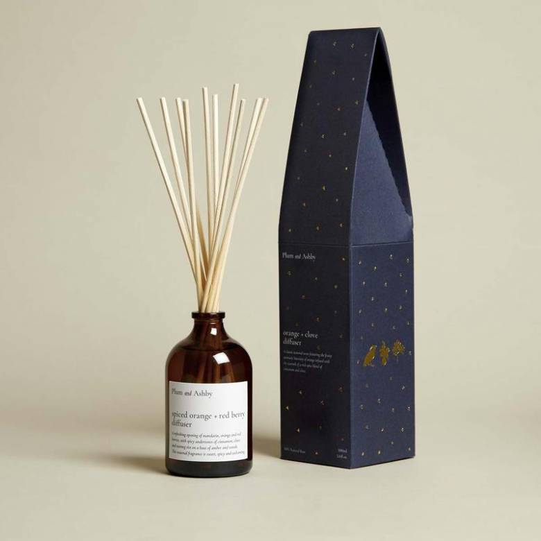 Spiced Orange & Red Berry Diffuser