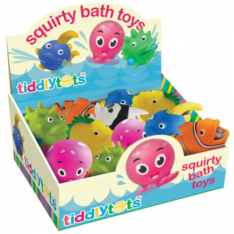 Underwater Bath Squirters Bath Toy VARIOUS