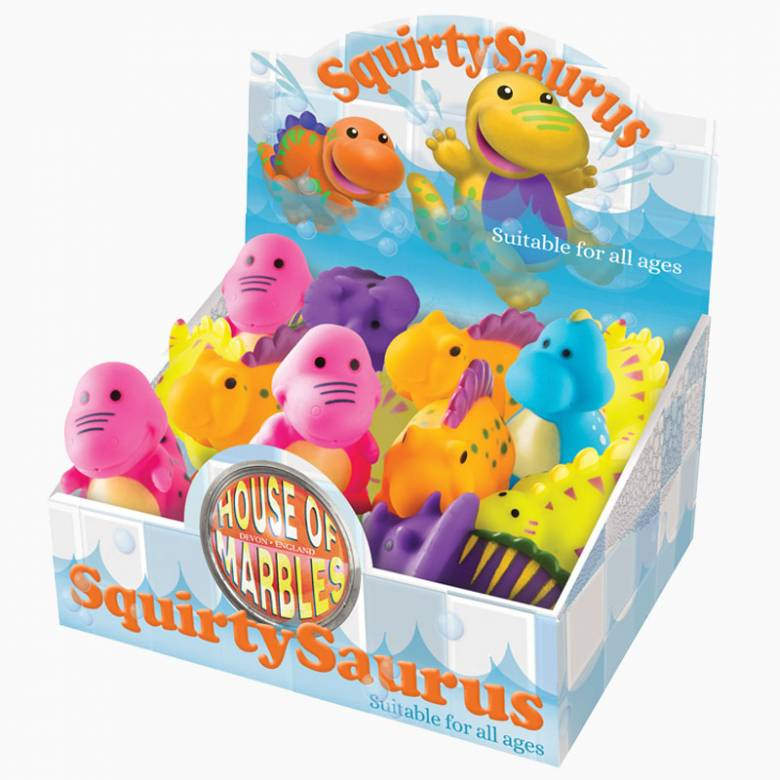 Squirty Saurus Bath Toy