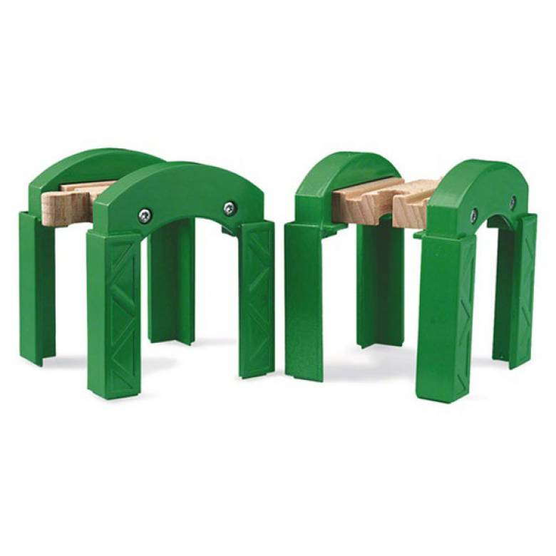 Stacking Track Support BRIO® Wooden Railway Age 3+