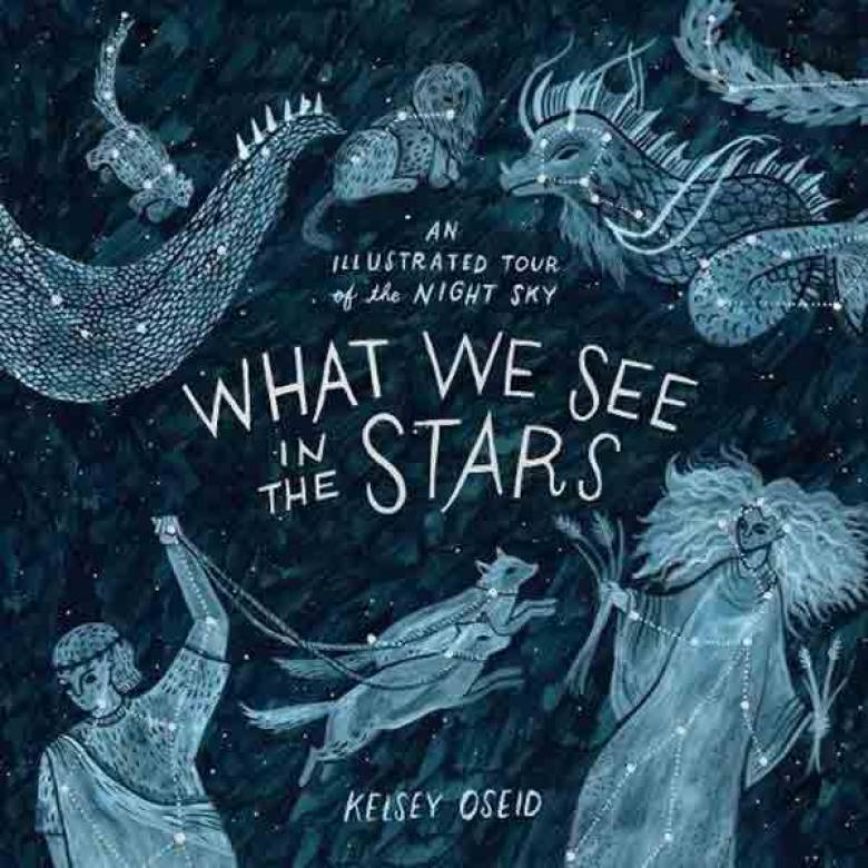 What We See In The Stars Hardback Book