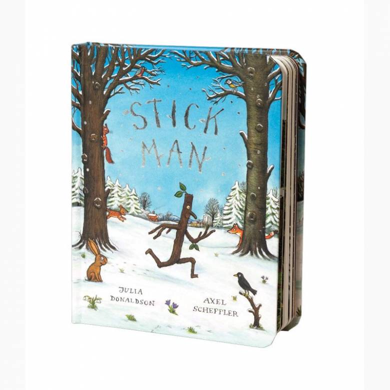 Stick Man - Board Book