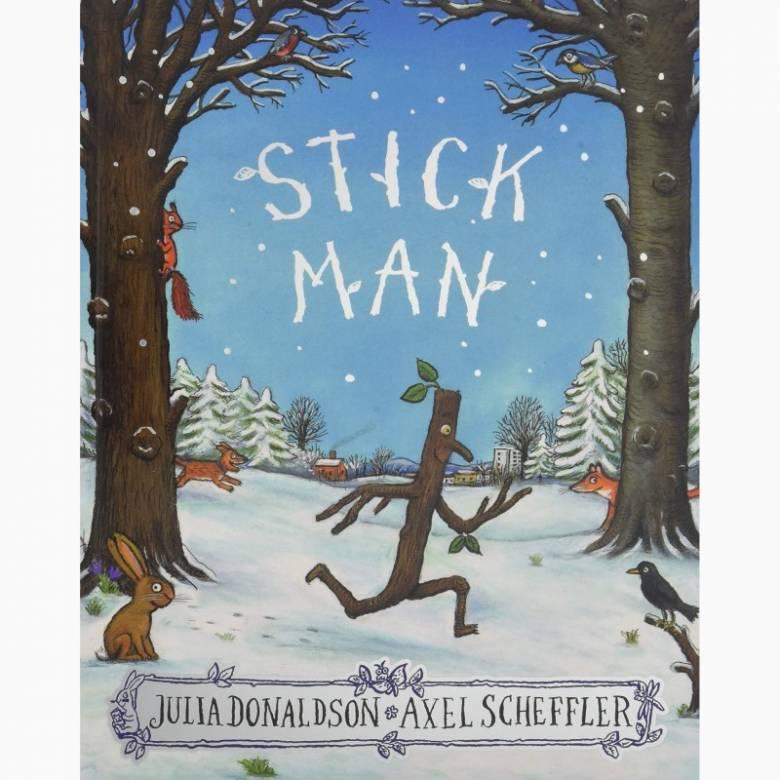 Stick Man - Paperback Book