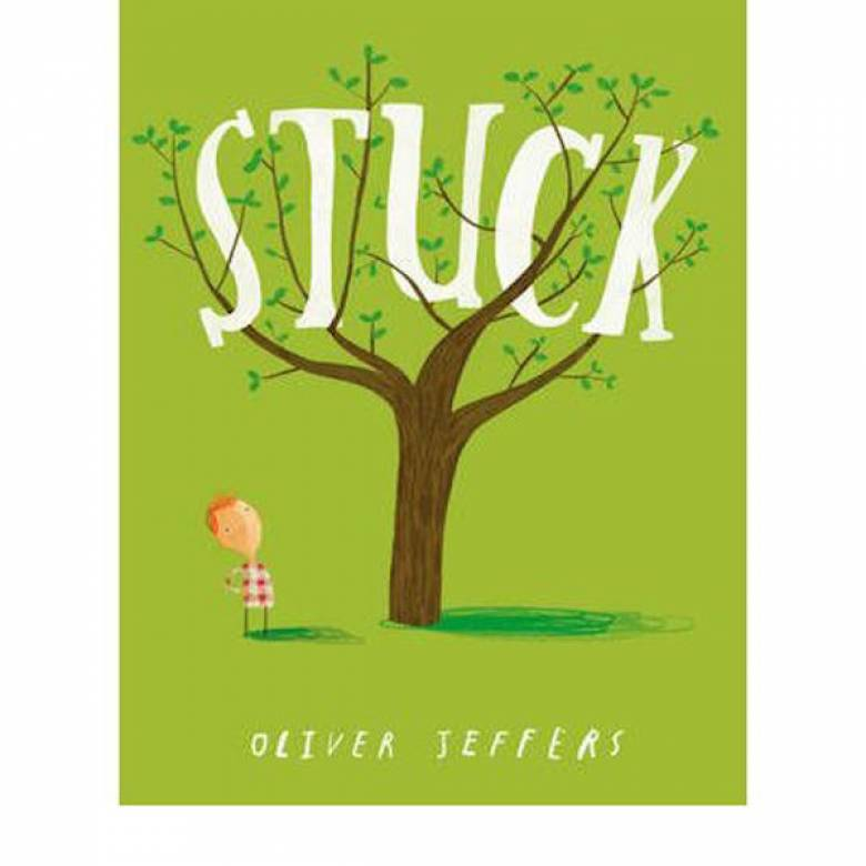 Stuck Book By Oliver Jeffers Paperback