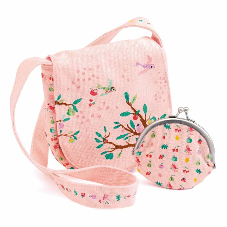 Summer Garden Bag And Purse Set Dress Up 4+