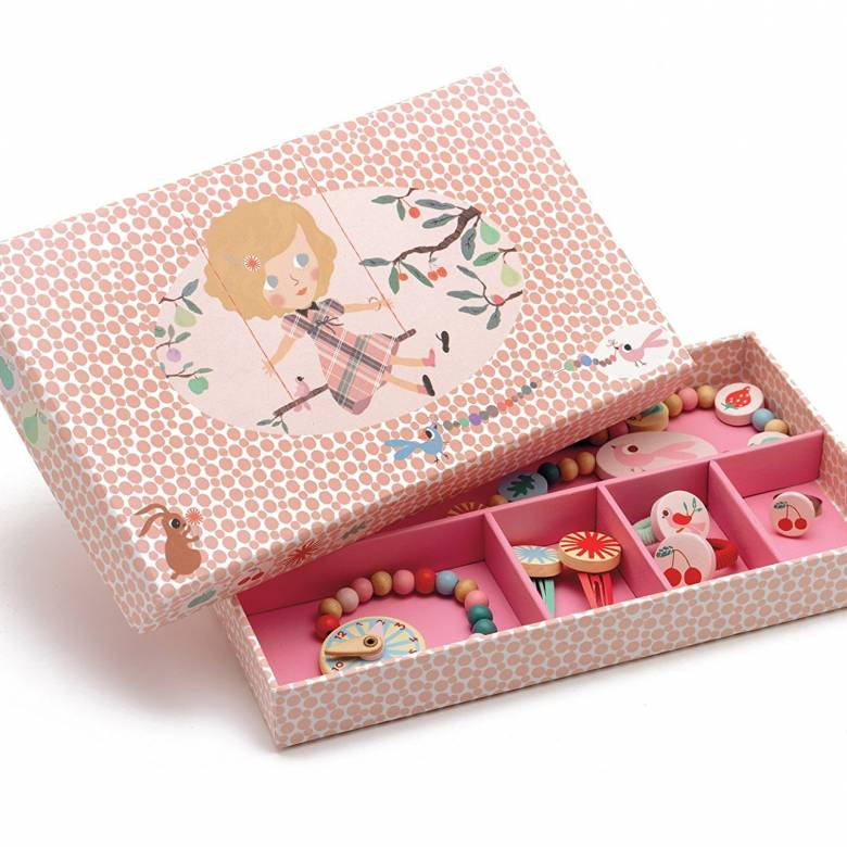 Summer Garden Jewellery Box  3+