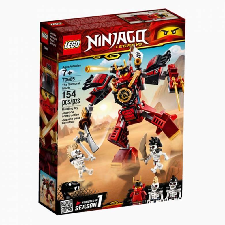 LEGO® Ninjago The Samurai Mech 70665