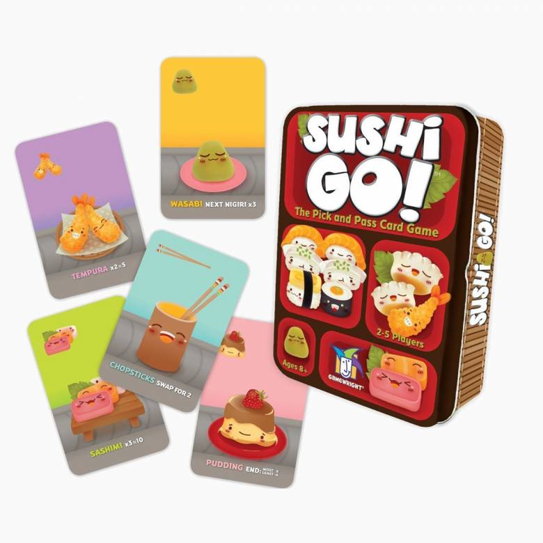 Sushi Go Party! Game 8+