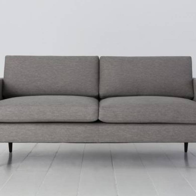 Swyft - Model 01 - 2 Seater Sofa - Linen - SHADOW